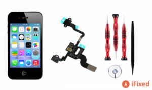 iPhone 4 lock button ribbon repair kit