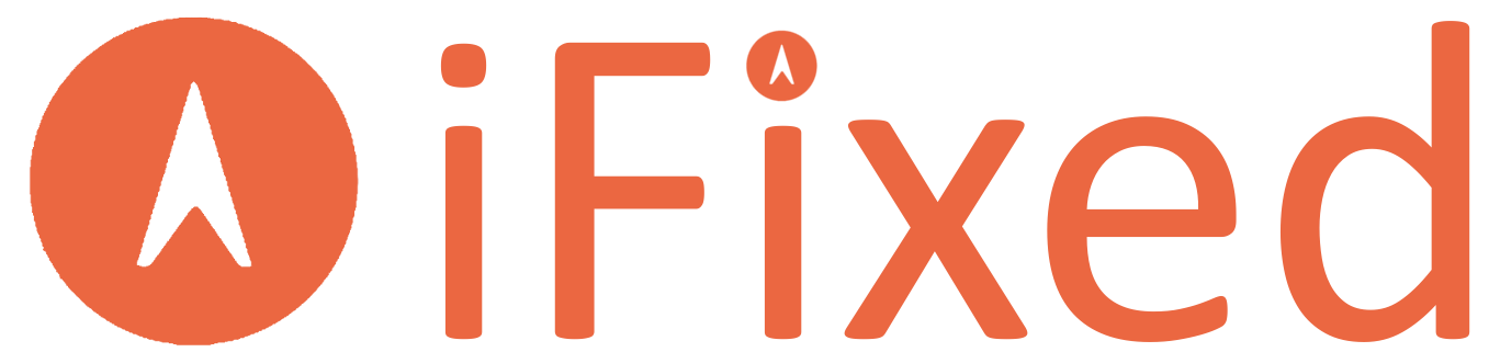 iFixed top logo
