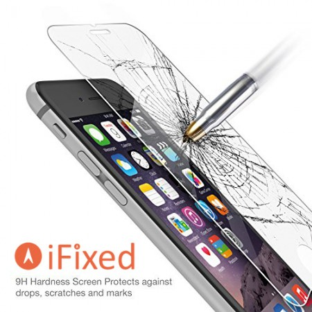 iFixed glass screen protector
